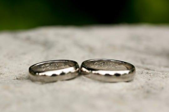 Nashville Garden Wedding Rings