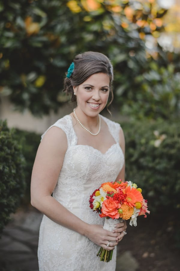 CJs Off the Square, Colorful Fall Garden Wedding, Paul Rowland Photography-009