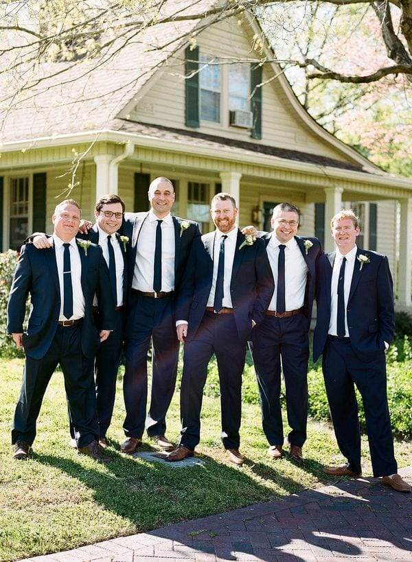 CJ's Off the Square, Upscale Spring Garden Wedding, Jenna Henderson (3)