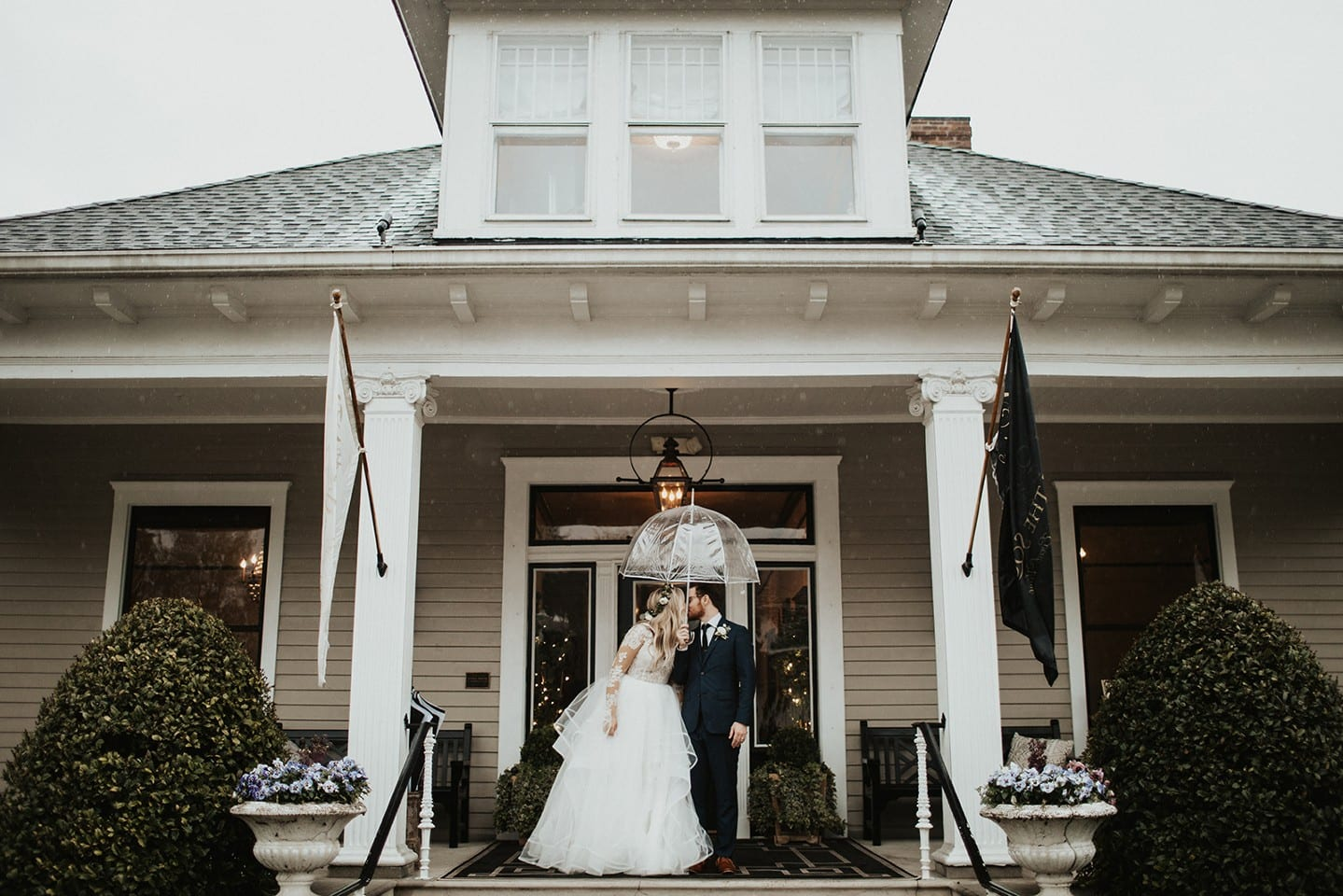Nashville Garden Wedding + Event Venue | CJ's Off the Square