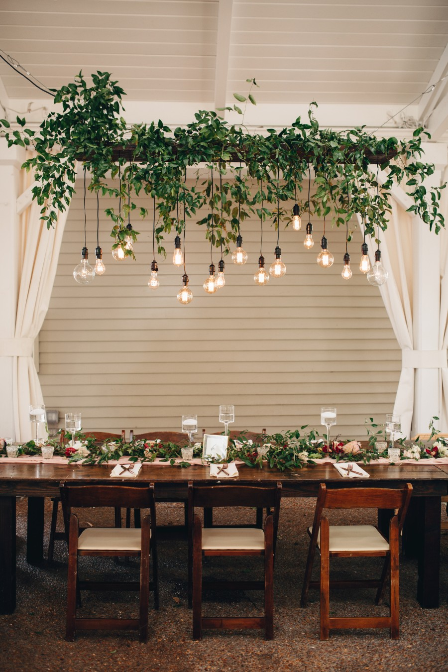 Boho rustic wedding in Franklin, TN